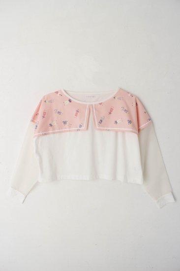 futatsukukuri / 夏に着る長袖Tシャツ