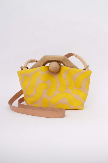 TIN BAG PLUS / yellow