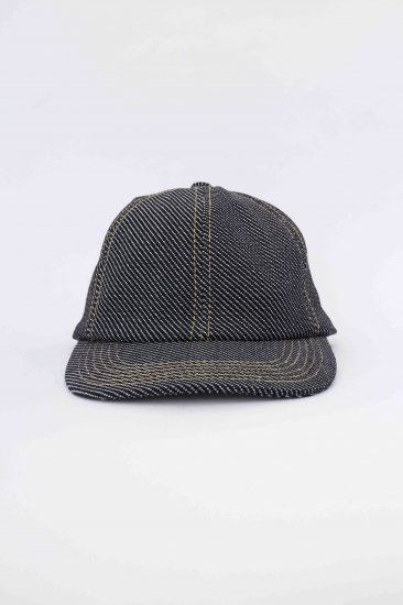 DETAIL DENIM CAP