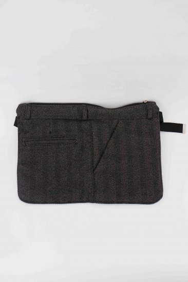 Trousers bum bag / gray