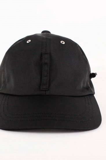 Dad cap / black