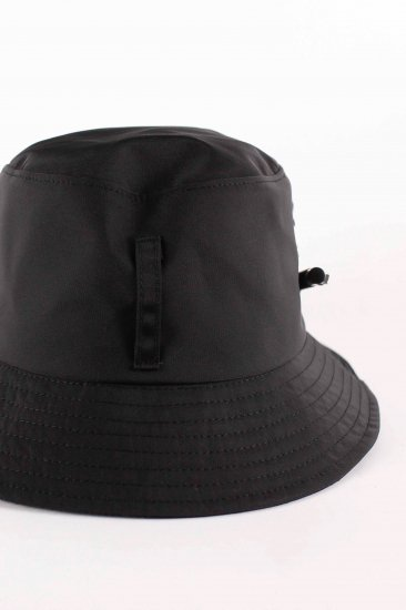 Dad bucket cap / black
