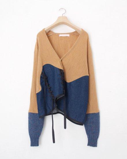 POTTO/ custom tops / knit