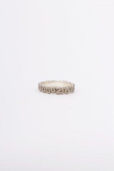TABOO / Brain Ring / Silver