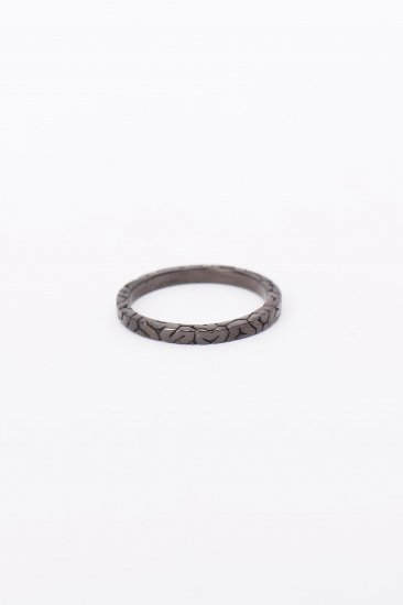 TABOO / Brain flat Ring / bk