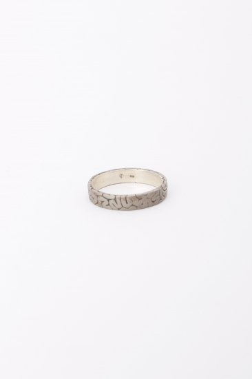 TABOO / Brain flat Ring / wh / M