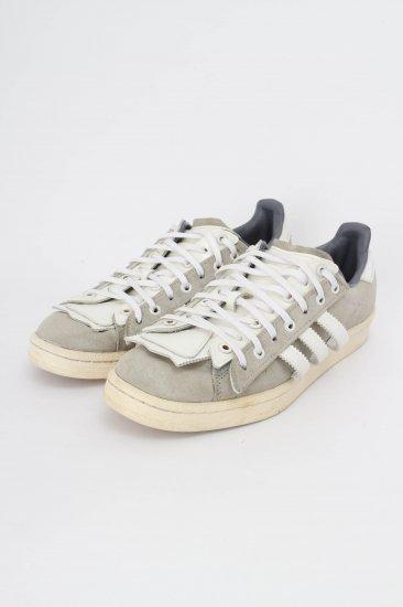 nir / custom sneaker / campus zombie /gray / 25