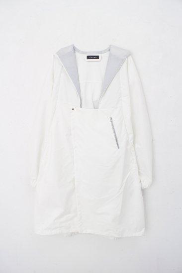 chloma / オーグメントコート /ホワイト