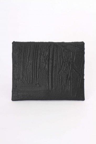kagariyusuke/ 封筒型コインケース/黒
