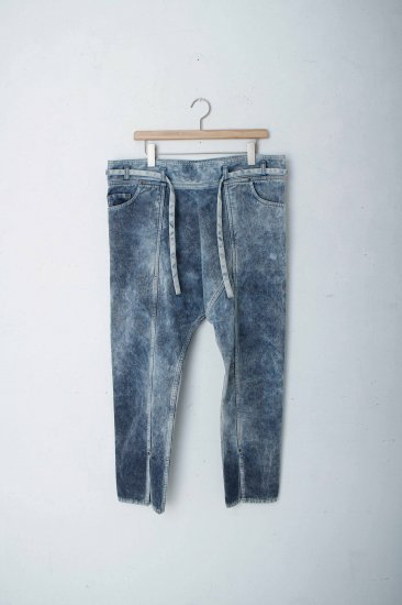 HATRA / Knot Denim / power bleach