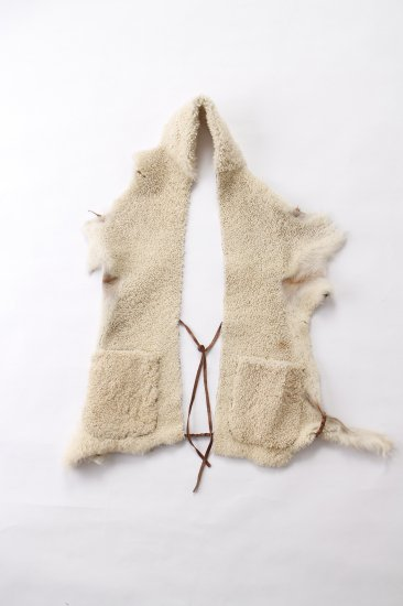 eatable of many orders / sheep pocket vest