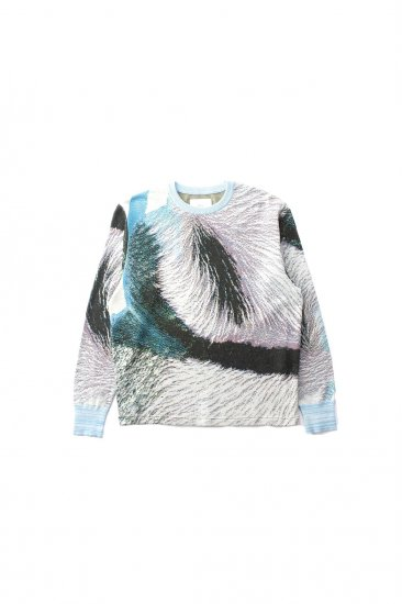 HATRA / Syn Feather Sweater / HALCYON