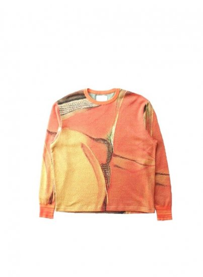 HATRA / Syn Feather Sweater /strelitzia