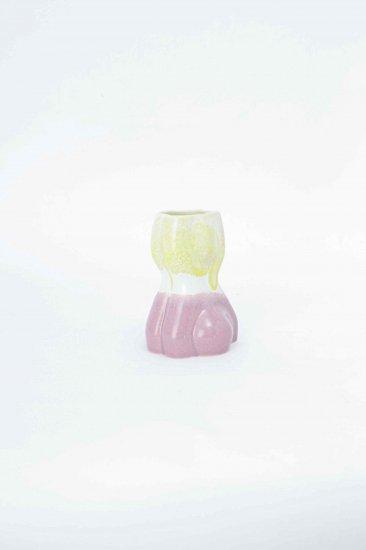 P&A ceramic ware / Torso / origin1 / yellow