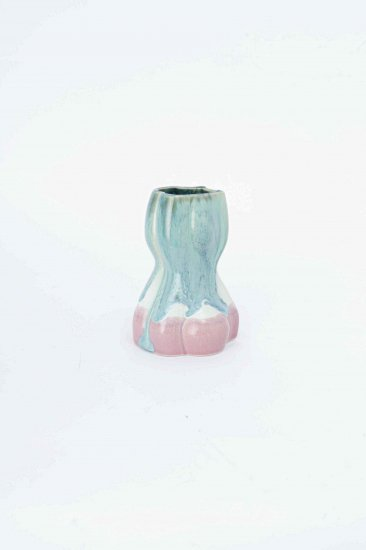 P&A ceramic ware / Torso / origin1 / light blue
