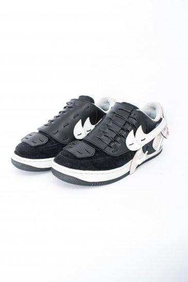 nir / custom sneaker / jungle 卍 / bk /  27.5