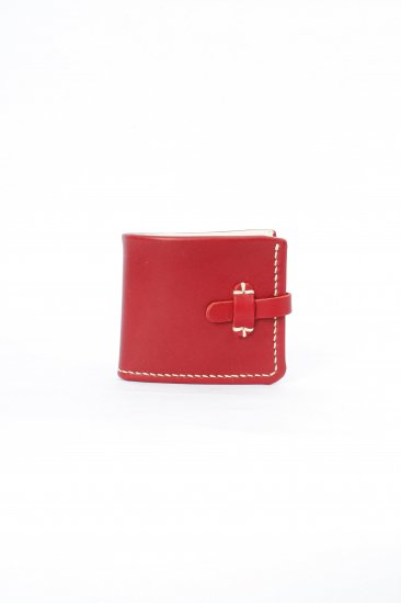 eatable of many orders / Eatable Short Wallet /red