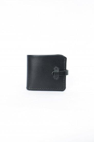 eatable of many orders / Eatable Short Wallet /black