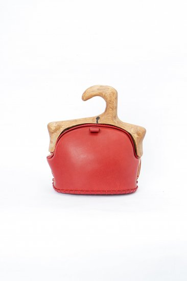 eatable of many orders / Single Hanger Bag Infant Rope / red