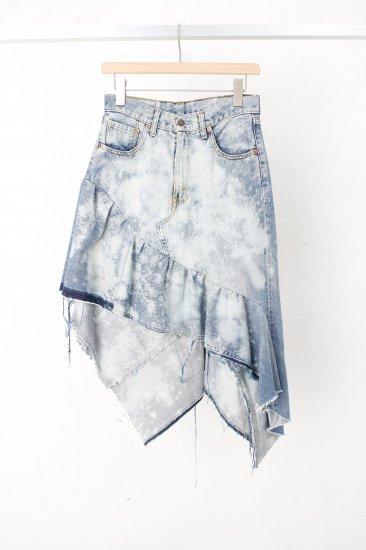 POTTO / denim skirt