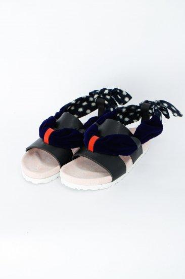 kofu sandal / kofu×velvet