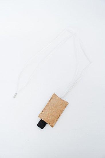 beta post /  cardboard key crochet