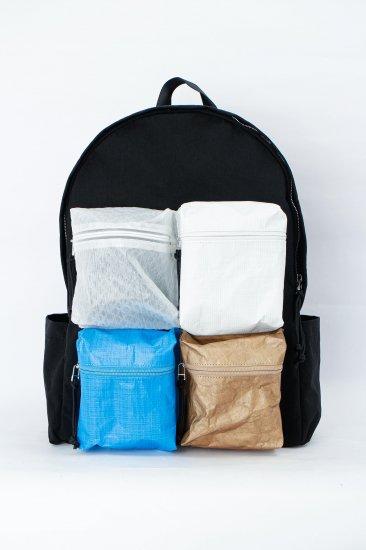beta post / Homeless Backpack