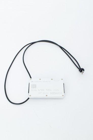 HIDAKA / card case / money clip