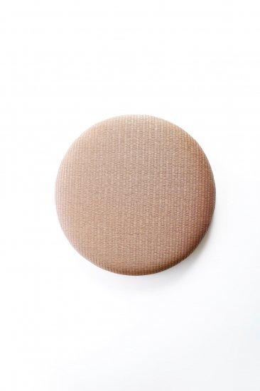 KORI-SHOW PROJECT  / 丸畳クッション/ブラウン