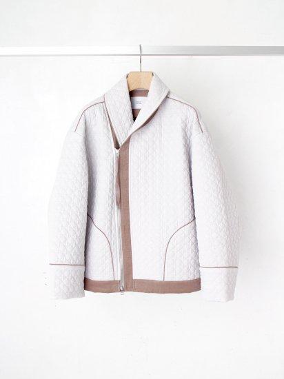 HATRA / Rem Quilt Gown / grey