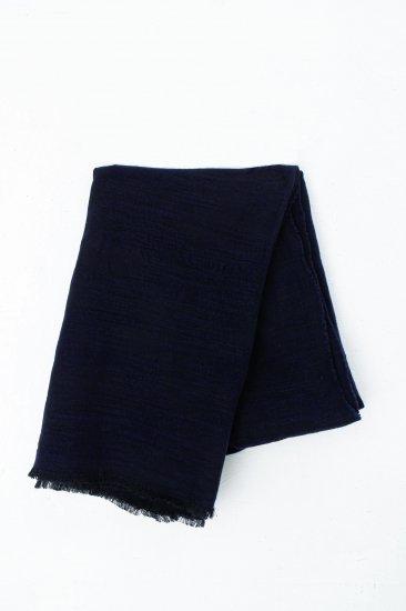 MITTAN 毛布2 大 /  濃紺