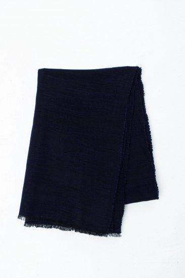 MITTAN / 毛布2 小 / 濃紺