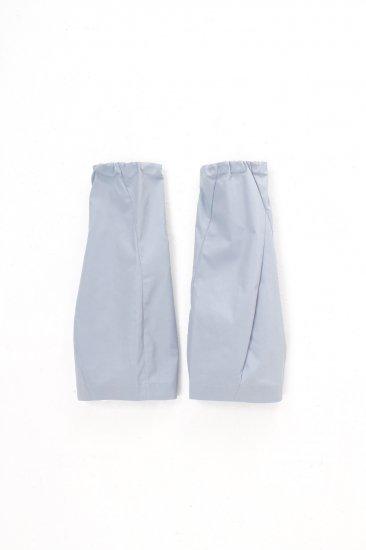 chloma / LEG BUBBLE  / シルバーグレイ