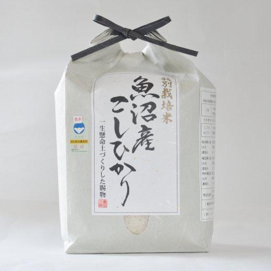 魚沼三昧「特別栽培米」2kg