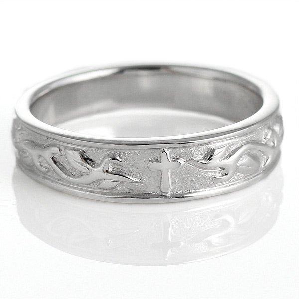 ペアリング 結婚指輪 マリッジリング シルバー 銀 レディース メンズ 刻印無料 人気 ペア プレゼント Pure Precious