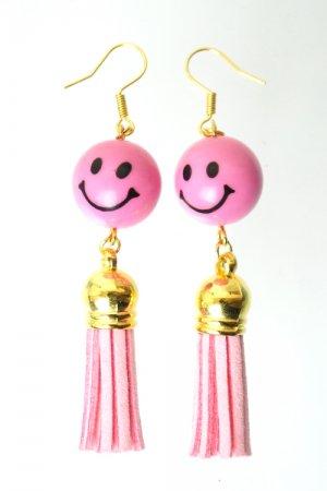 XTS Smile Tassel Pink Pierce