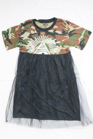 【セール】Original Mini Tulle Skirt Dress (Camo)