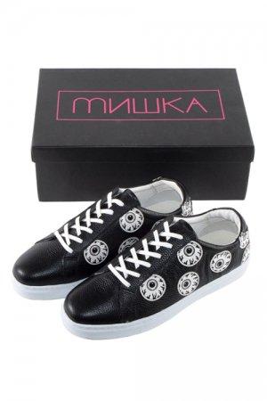 【セール】MISHKA KEEP WATCH DOT SHOES