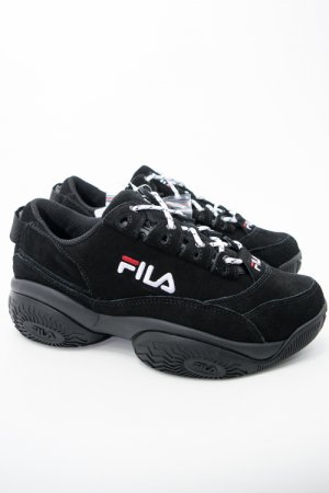 【7周年セール】FILA PROVENANCE WOMEN'S F0401-0013 (Black)