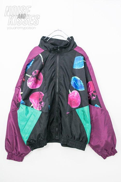 ACDC RAG Poison Cherry Nylon Jacket