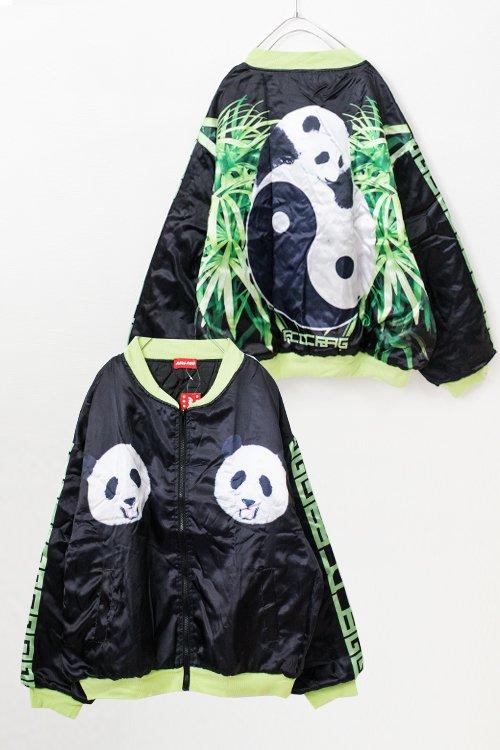 【SALE】ACDC RAG Printed Light Jacket (Panda Black)