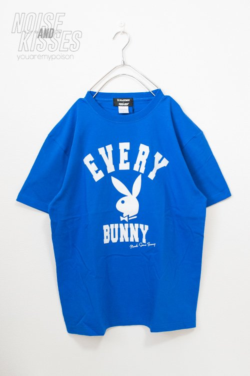PLAYBOY Every Bunny S/S T-shirt (Blue)