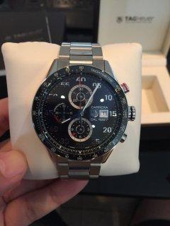 タグホイヤー カレラ カリブレ クロノグラフ CAR2A11.BA0799 メンズ腕時計