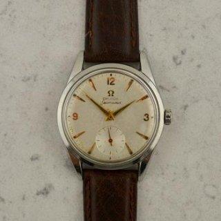 C.1958 ヴィンテージ オメガ シーマスター ジャンボ 「ランチェロ」腕時計 Ω267 型番CK 2937-5 スチール製