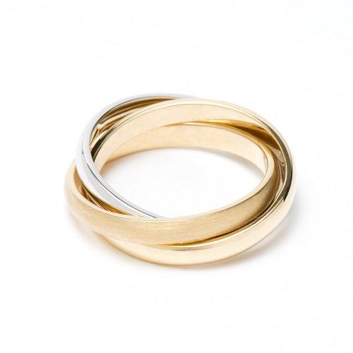 triple ring / mix