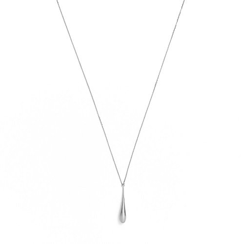 drip long necklace