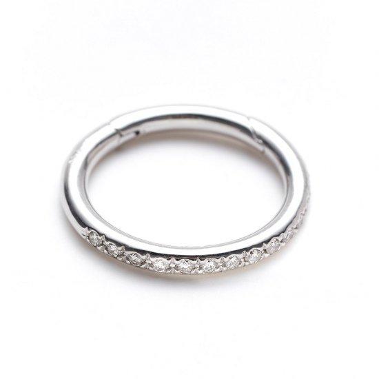 custom ring / diamond