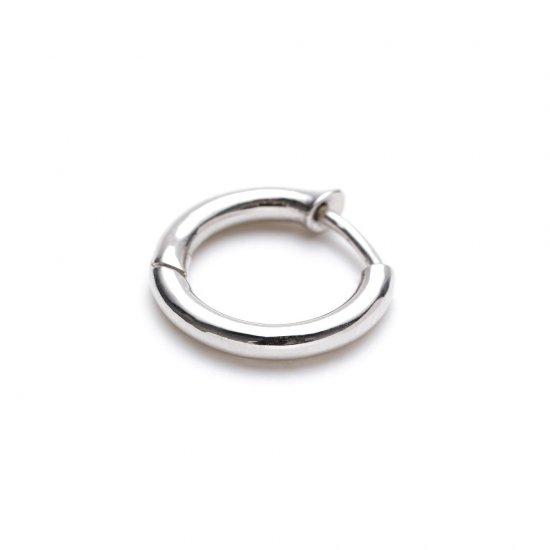 custom pierced earring / small