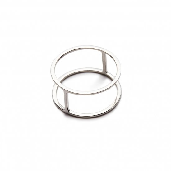 anorexia ring / double