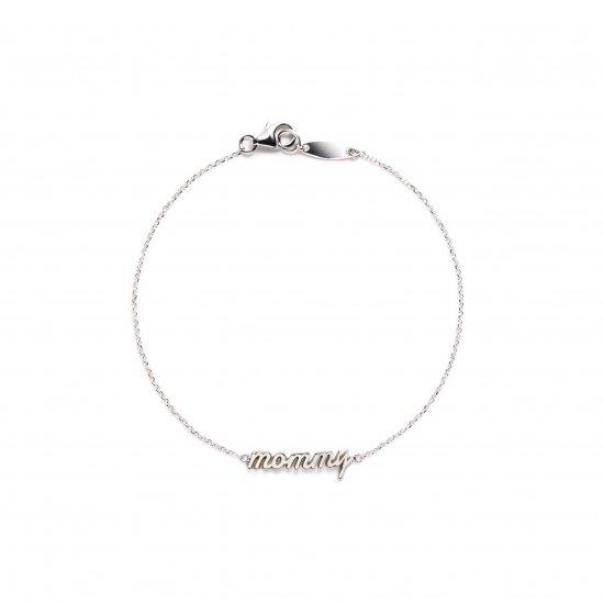 message bracelet / mommy